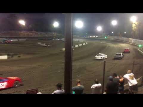 Bakersfield Speedway 9/9/17 Hobby Heat 1