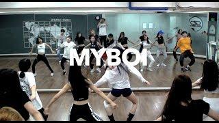 MIND DANCE (마인드댄스) 얼반(Urban)/걸스(Girls) 8:00 Class   Billie Eilish - MyBoi   김서연 T