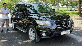 (Đã bán) Hyundai Santa Fe SLX sx 2010 đời 2011 | Bản nội địa Full Option với loa JBL, 3 dàn điều hòa