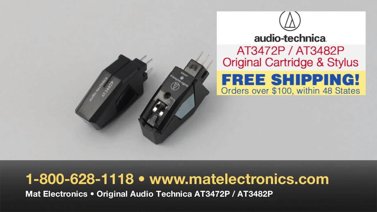 Audio-Technica AT3482P