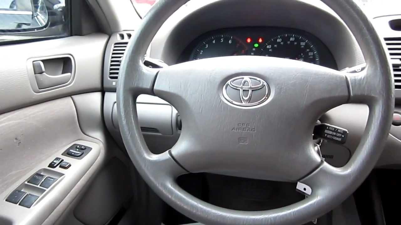 Maxresdefault on 2001 Toyota Camry Black