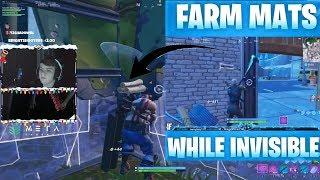 Ghost Farm Mats Glitch in Fortnite - Fortnite Epic Fails & clips! #23