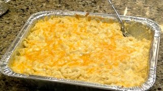 Creamy Baked Macaroni And Cheese (garden Graduation Party) - Ep5 Part6
