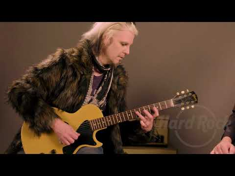 John 5 Plays 7 unbelievably iconic guitars from Hard Rocks vault This will blow your mind