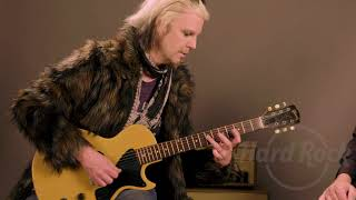 John 5 Plays 7 unbelievably iconic guitars from Hard Rock