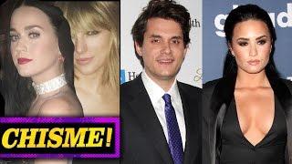 Katy Perry y Taylor Swift PELEARON en Fiesta de Drake, Selena Gómez Sigue MAL?