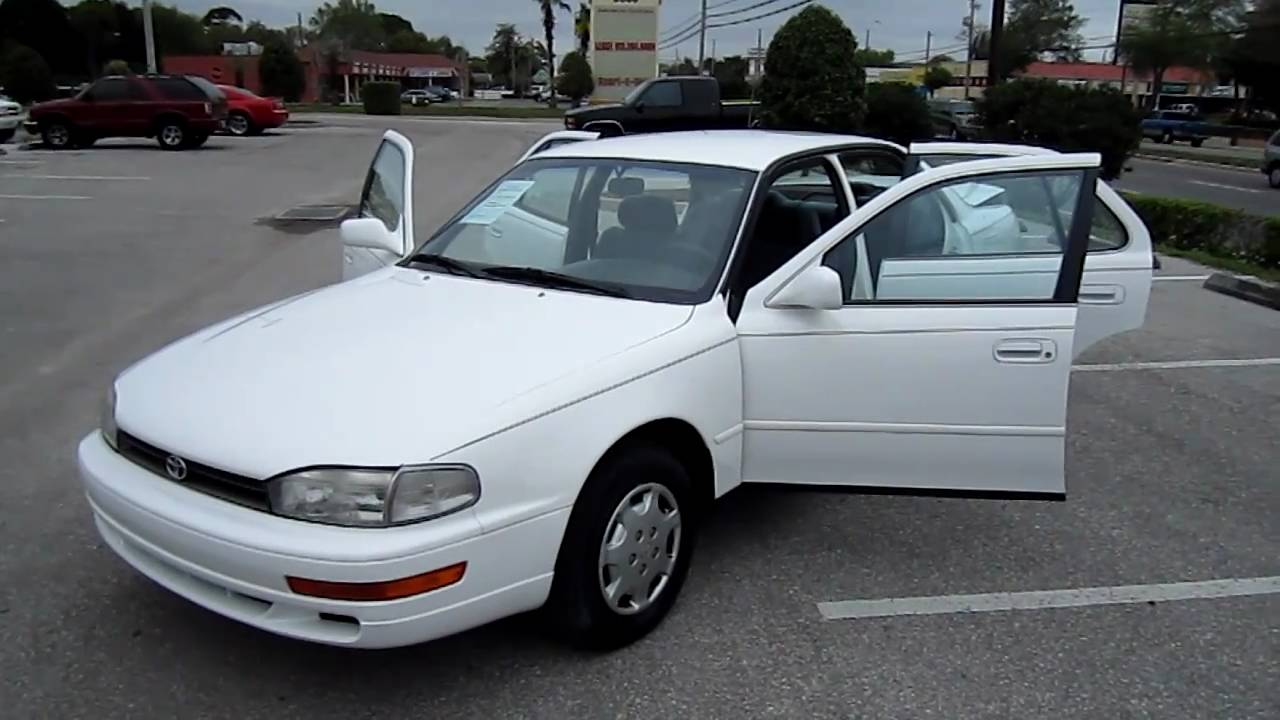 Sold 1992 Toyota Camry Le 92k Meticulous Motors Inc Florida For Sale