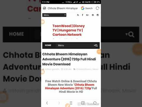 How to download Chhota Bheem Himalayan Adventure full HD