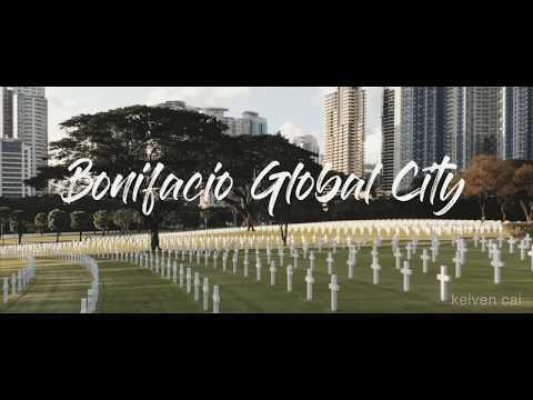 Bonifacio Global City Travel shooting in the Philippines