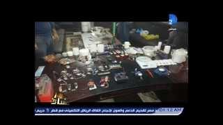 برنامج العاشرة مساء|الإبراشى يعرض صور لمصنع متفجرات فى العياط ضبطته وزارة الداخلية