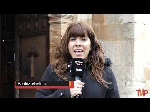Danzas del paloteo en Hontoria del Pinar 01-02-20