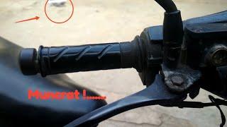 Muncrat || Masang Master Rem Sepaket Honda Supra X Lama