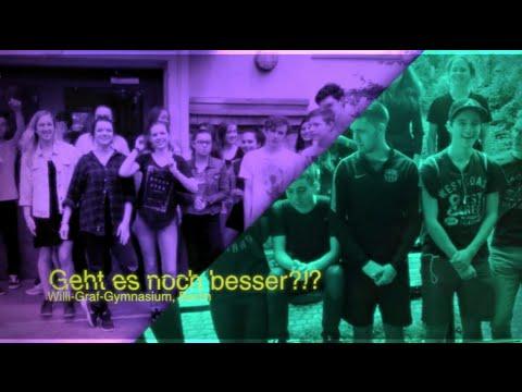 Bucket Challenge ALS von YouTube · Dauer:  1 Minuten 35 Sekunden