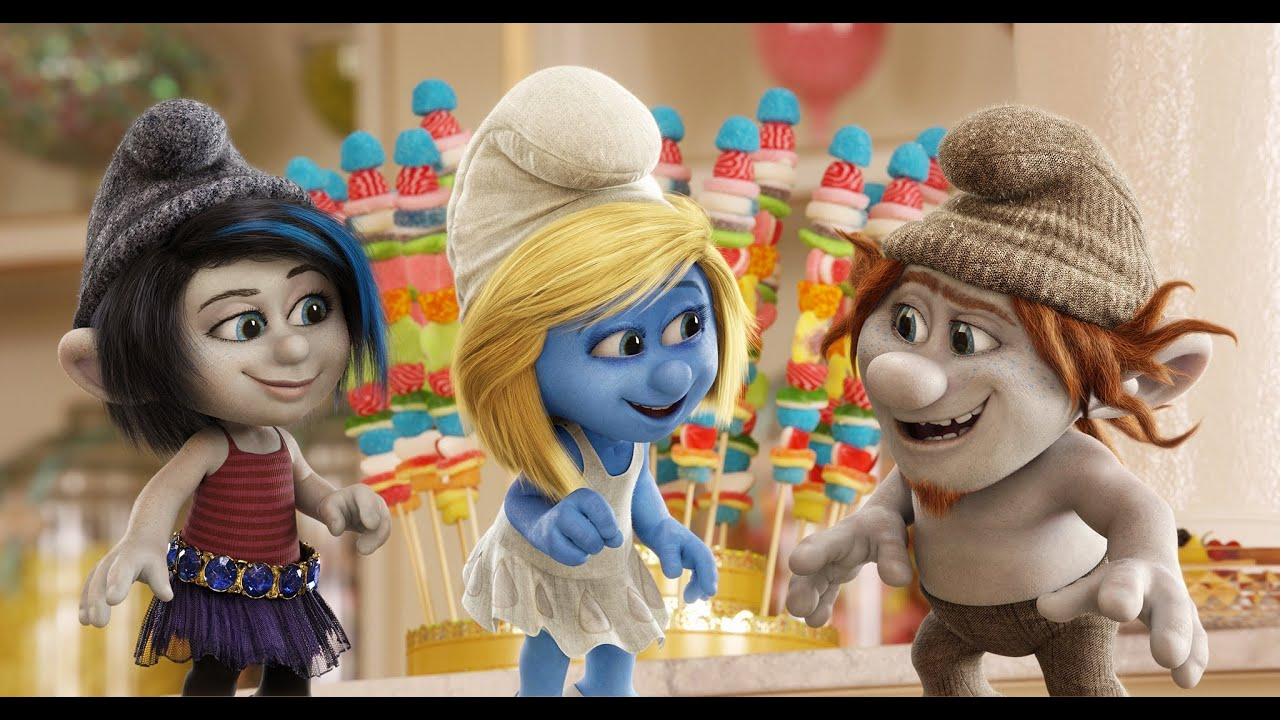 Smurfs 2 Official Trailer Youtube