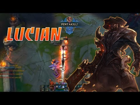 Lucian montage 30 - High Noon Lucian