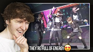 THEY'RE FULL OF ENERGY! (BTS (방탄소년단) '2nd Grade'…