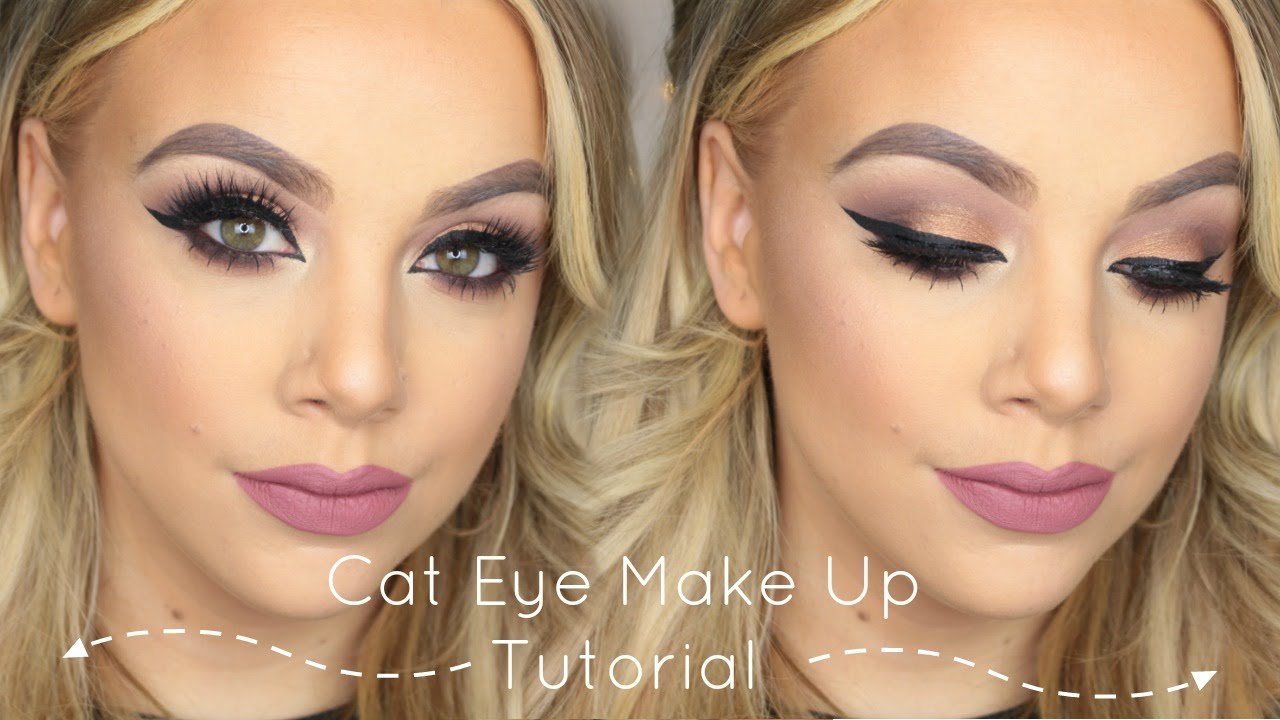 Eye Makeup Tutorial Mac