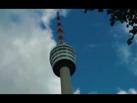 Stuttgart, Germany - Historic Communications / TV tower, Fernsehturm