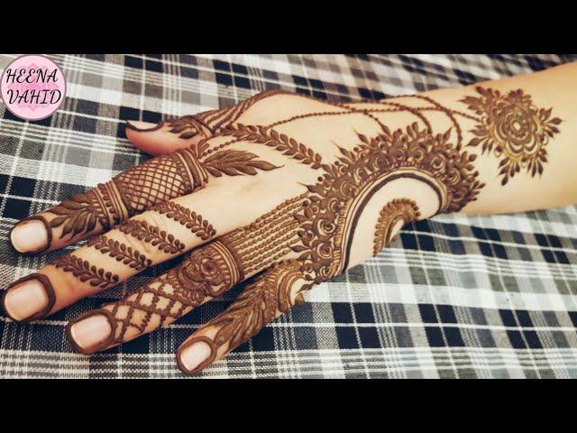 36 42 Mb Gulf Henna Design 22 Heena Vahid Stream Download