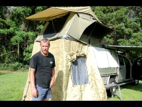Aussie Outdoor Direct Roof Top Tent  sc 1 st  YouTube & Aussie Outdoor Direct Roof Top Tent - YouTube