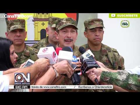 Oriente Noticias Primera Emisión - 11 de marzo