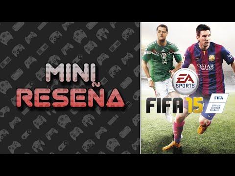 Mini Reseña FIFA 15 | 3 Gordos Bastardos
