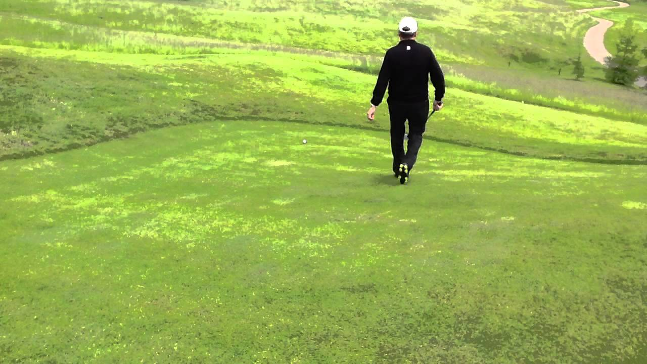 how to use the bounce on a wedge