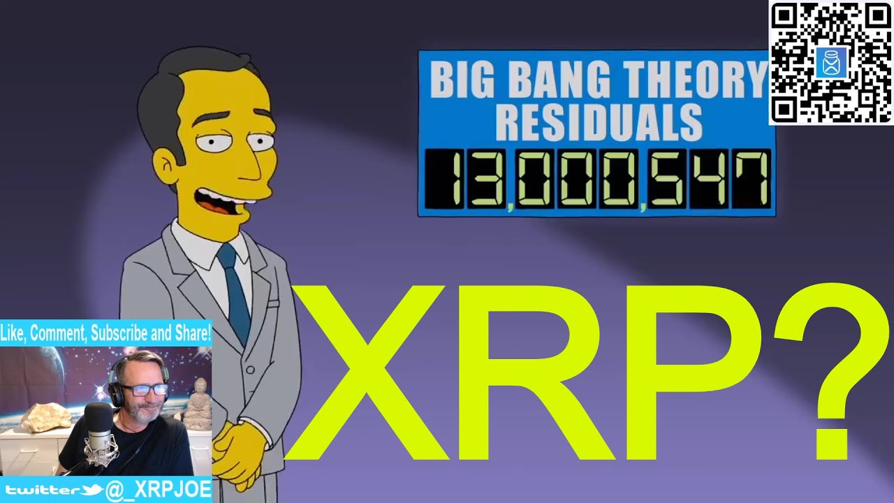 the simpsons feature crypto are they talking about xrp ii mnuchin chart news xrp xrpcommunity youtube the simpsons feature crypto are they