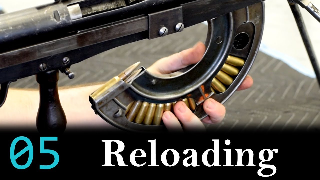 Project Lightening Episode 05: Reload