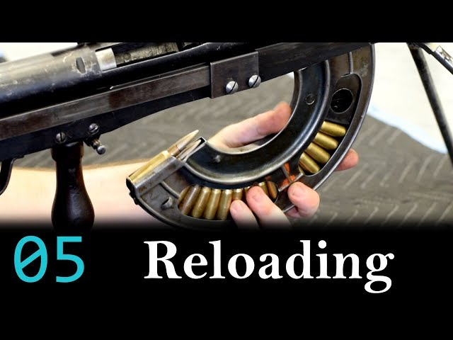 Project Lightening Episode 05: Reload