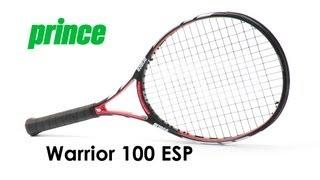 Prince Warrior 100 ESP Racquet Review