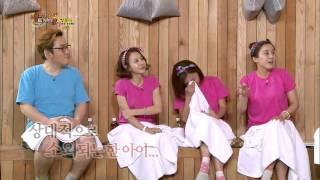 [HIT] 박은혜 쌍둥이 육아 고충 토로에 슈 덩달아 '눈물 펑펑' 해피투게더.20140612