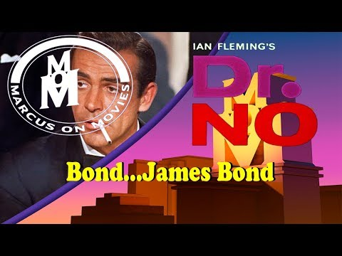James Bond jagt Dr No Review ││ Marcus On Movies
