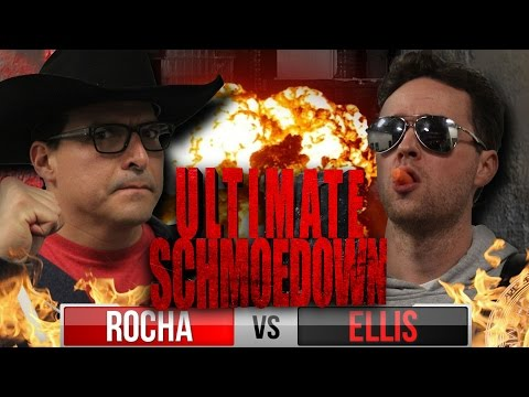 Ultimate Schmoedown Tournament Finals - John Rocha Vs Mark Ellis