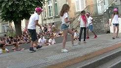 Danse des CM1 de l'école Saint-Hilaire