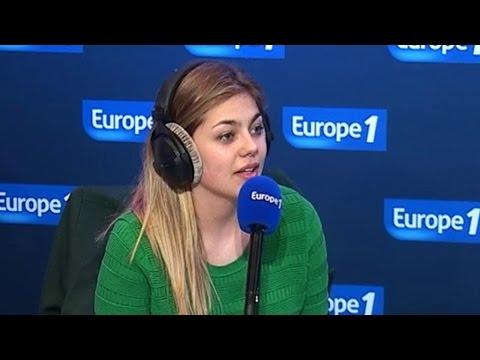 """Louane : """"Rien à faire de ce qu'il se passe politiquement à Hénin-Beaumont"""""""