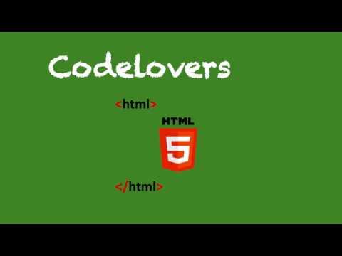 HTML Tutorial # 8 - Forms thumbnail