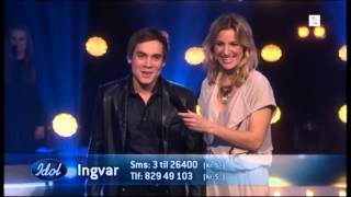 Ingvar Olsen - Little Green Bag (Norwegian Idol 2014 - full HD)