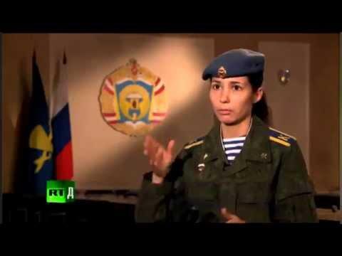 женщинский батальон ВДВ часть 2