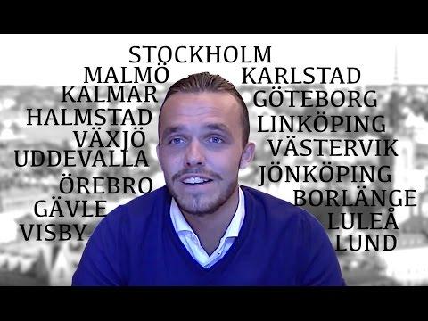 Gurra Imiterar - Svenska dialekter