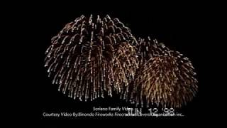 The 1st Longest and Beautiful Fireworks Display in the Philippines Independence 1998.