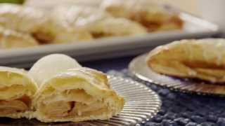 Apple Recipe - How To Make Apple Turnovers
