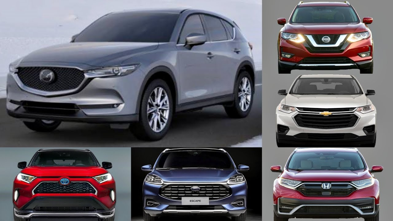 top 10 compact suvs to buy under 27k 2020 2021 toyota