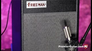 Review Demo - Friedman Dirty Shirley Mini Combo