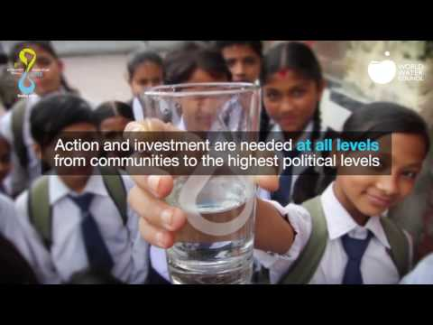 WWC Video News Release English - 8th World Water Forum