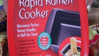 Rapid Ramen Cooker - AS SEEN ON TV
