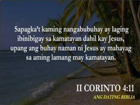 Hebreo 6 ang dating biblia tagalog