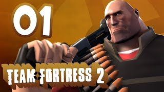 Team Fortress 2 Gameplay | Episode 1: STOP