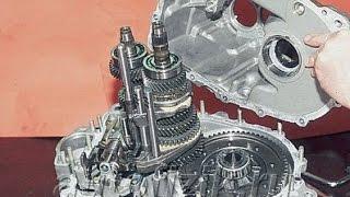 Работа ККП Приора ДВС 126 с кондиционером металла SMT2 обзор цена вопроса 500р личный опыт