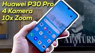 Huawei P30 Pro ön inceleme | En dolu Android telefon